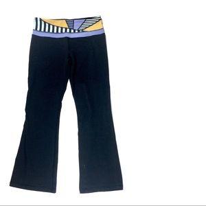 NWOT Lululemon Reversible Groove Pants